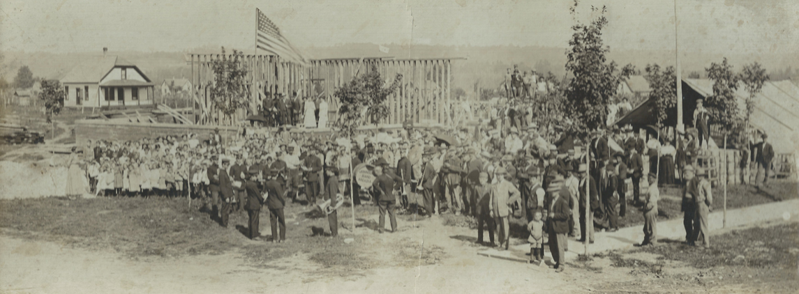 ArcadiaHighSchool1910DedicationAt20