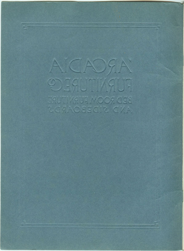 Catalog Cover Inside
