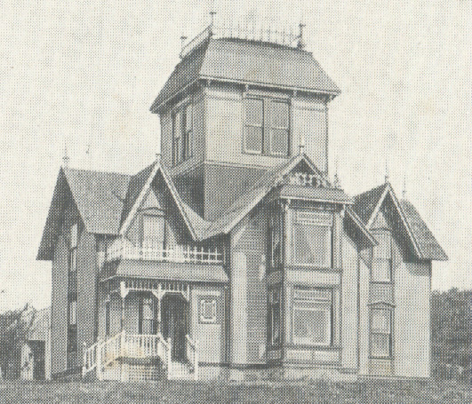 GilbertHouse1903PlatBook