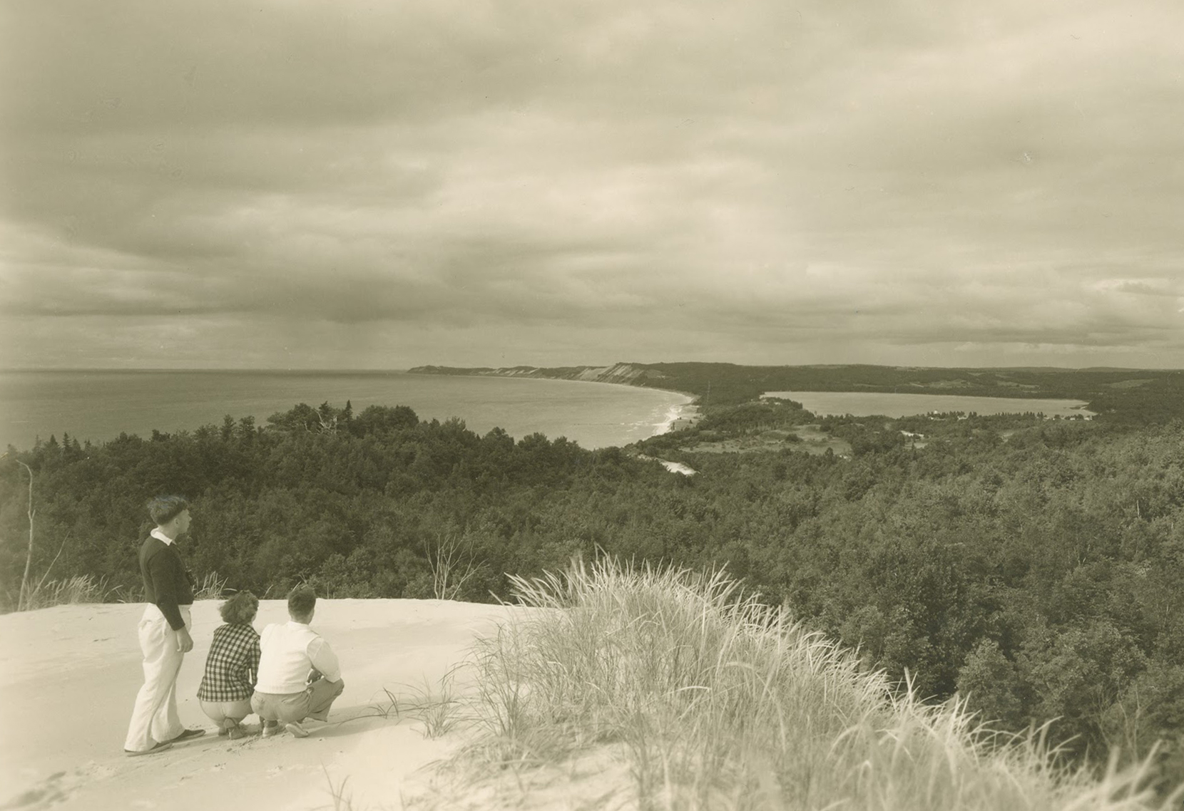 The View from Old Baldy